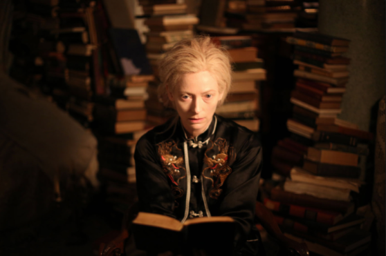 Eve from the new Jarmusch film, Only Lovers Left Alive
